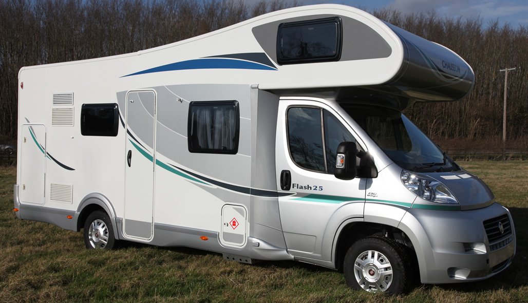 Chausson Flash 25 7 Berth Motorhome